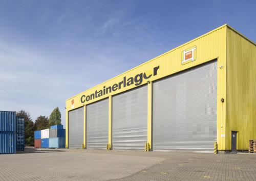 CLW-Storage für Gewerbe