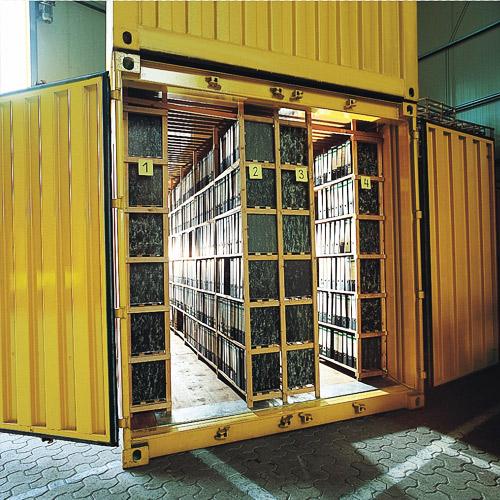 CLW-Storage für Akten & Dokumente